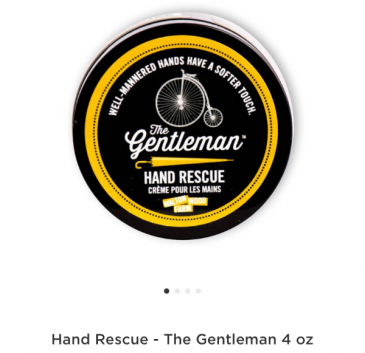 The Gentleman Hand Rescue Father Day