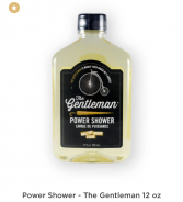 The Gentleman Power Shower Father Day