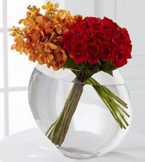 The Glorious Rose Bouquet roses