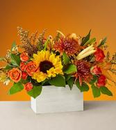 The Golden Hour Bouquet 21-F3