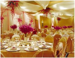 The Golden Orchid Ball  in Hialeah, FL | JACK THE FLORIST