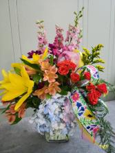 The Gonga Vase Arrangement