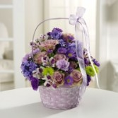 The greeting basket b