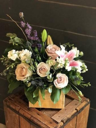 The Grotto Floral Design