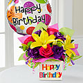 The Happy Birthday Bouquet