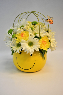 The Happy Buzz Bouquet