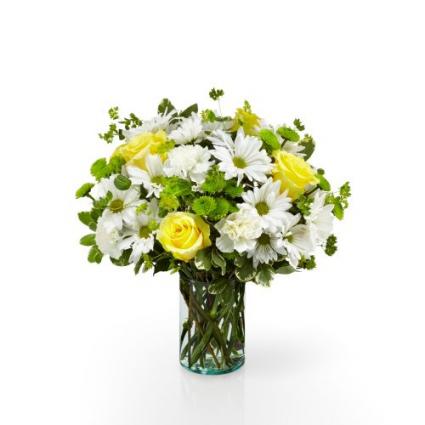 The Happy Day Bouquet PFD-E-180    (B42)