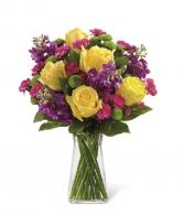 The Happy Times Bouquet PFD-E-150     (D3-4897D)
