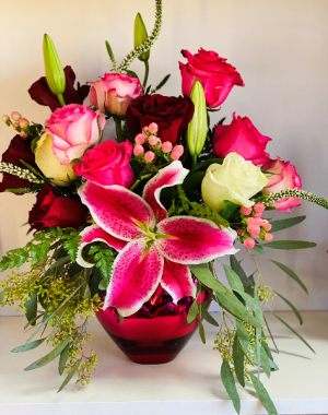 The Heart Chaser For the one your heart is after in Stuart, FL | Magnolia's Flower Shop