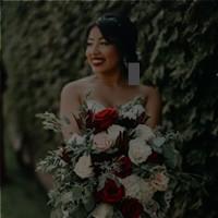 The Hilda wedding bouquet