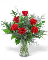 The Holiday Six Flower Arrangement