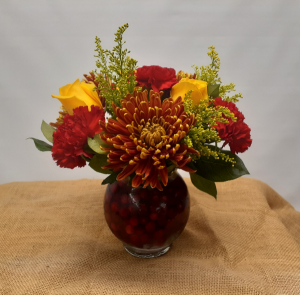 Cranberry Splash! Thanksgiving in East Templeton, MA | Valley Florist & Greenhouse