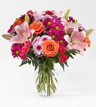 NEW THE LIGHT OF MY LIFE BRIGHT COLOR ARRANGEMENT