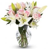 The Lillian Rose Vase Arrangement