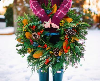 The Lindi Wreathc