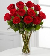 The Long Stem Red Rose Bouquet  Red