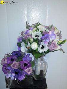 Wedding-The Look of Love  Pre priced flower package in Red Deer, AB | LA PETITE JAUNE FLEUR