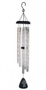 The Lord's Prayer Wind Chimes