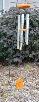 THE LORDS PRAYER WINDCHIME Windchime