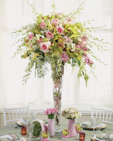 The Love Affair Wedding Flowers