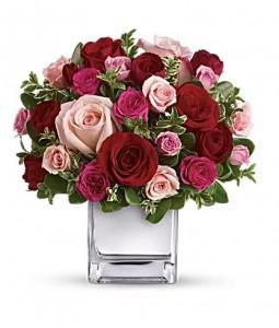The Love Ballad Bouquet
