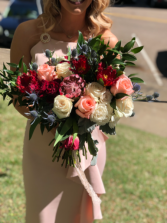 The Luxe Bouquet  Wedding Bouquet