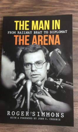 The Man in the arena NL books
