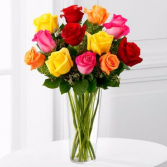 The Many Colors Of Love roses