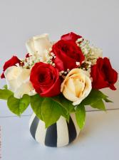 The Mod Bouquet Chic
