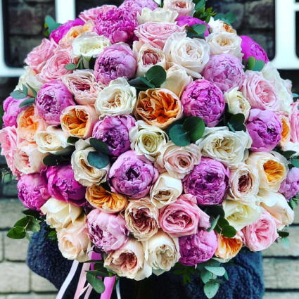 The Movie Star Glorious Bouquets