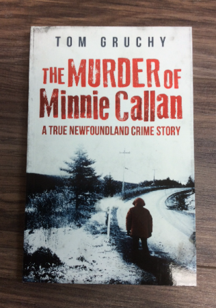 The murder of Minnie Callan NL books