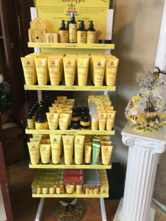 The Naked Bee Skin Care Products