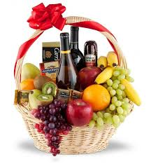Picnic in a  Gift Basket