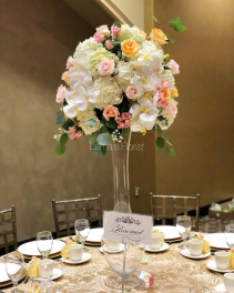 The orchard centerpieces