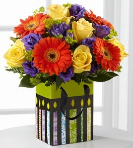 The Perfect Birthday Gift Bouquet   in Burbank, CA | MY BELLA FLOWER