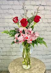 The Perfect Trio Vase Arrangement