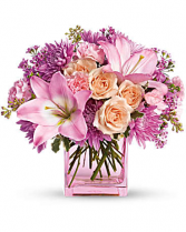 The Possibly Pink Bouquet