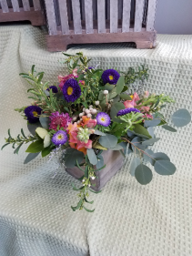 The Prairie Blooms Woodland Meadow Design Series