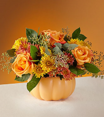 The Pumpkin Spice Bouquet 21-F2