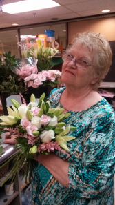 35 + YEARS AT CREATING BOUQUETS FOR ALL LIFE'S CELEBRATIONS