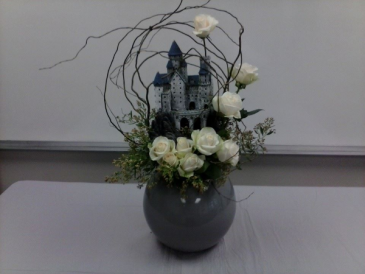 "The ""Queen of the Castle"" Bouquet"