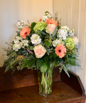 The Remedy Vase Arrangment in Pawling, NY | PARRINO'S FLORIST