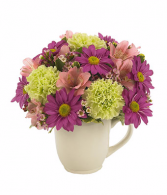 The Rise and Shine Bouquet get well