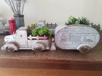 The Road Less Travelled Planter
