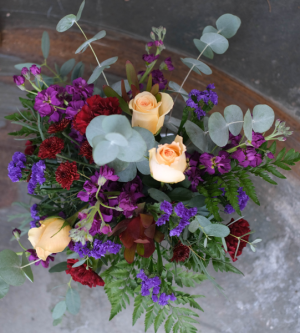 The Romancer Low and Lush in Monmouth, OR | PETALS & VINES FLORIST