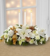 The Seasons Glow Centerpiece