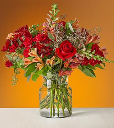 The Sedona Sunset Bouquet 21-F4
