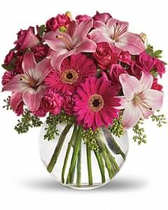 The Smile Maker Vase Arrangement