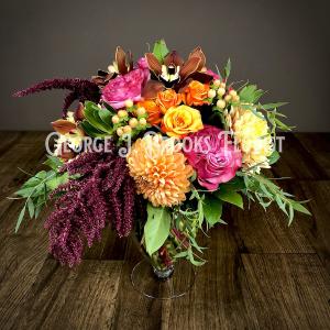 AUTUMN DELIGHT  in Brattleboro, VT | George J. Brooks Florist LLC