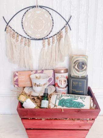 The Stevie Gift Basket